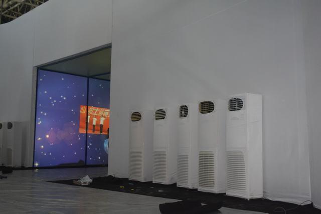 重庆中央空调租赁项目